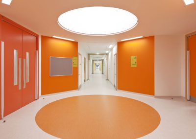 Stretch Ceilings Ltd Hospital Clinic Application