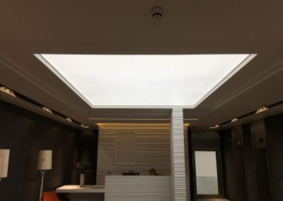 Stretch Ceilings Ltd Lighting Solutions Chesterfield Gardens