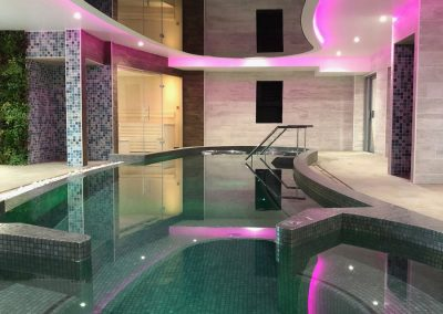 Stretch Ceilings Ltd Small Pool and Spa