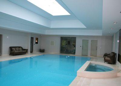 Stretch Ceilings Ltd Small Pool