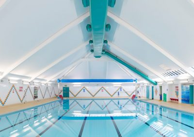Stretch Ceilings Ltd Public Pool Kettering
