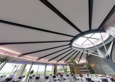Stretch Ceilings Ltd Restaurant Application
