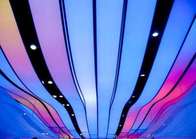 Stretch Ceilings Ltd Lighting Solutions Snog Store, London