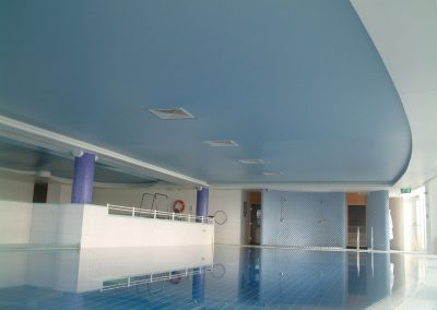 Stretch Ceilings Ltd Sta Davids Hotel and Spa Cardiff