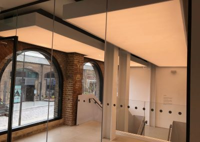 Stretch Ceilings Ltd Non-PVC Textile London Retail 1
