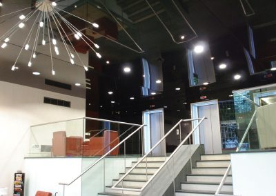 Stretch Ceilings Ltd Commercial Building Ceiling