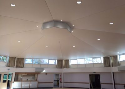 Stretch Ceilings Ltd Community Centre