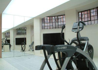Stretch Ceilings Ltd Home Gym