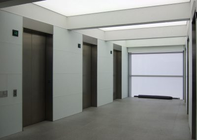 Stretch Ceilings Ltd Lift Lobby Lighting
