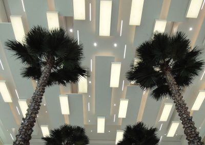 Stretch Ceilings Ltd Lift Centre Lighting