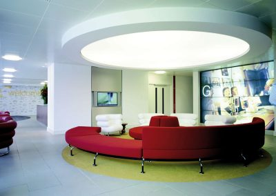 Stretch Ceilings Ltd Circular Lighting