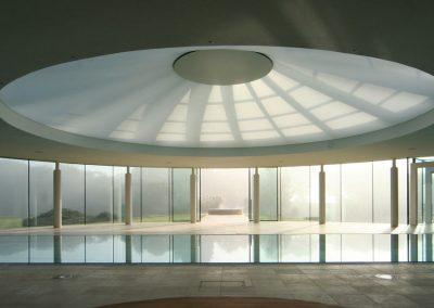 Stretch Ceilings Ltd Pool Ceiling