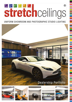 Stretch Ceilings Ltd Dealership Brochure